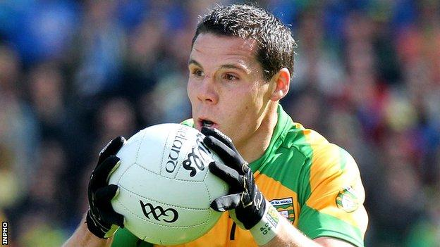 Ex-Donegal star Kevin Cassidy remains an influential performer for Gweedore