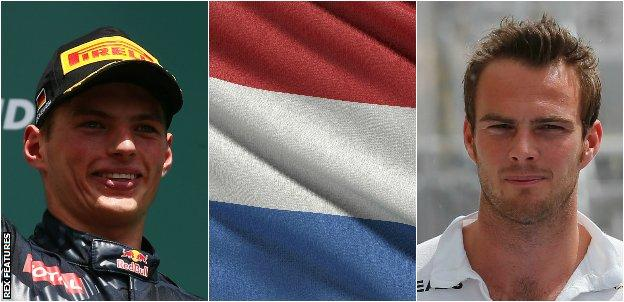 Holland F1