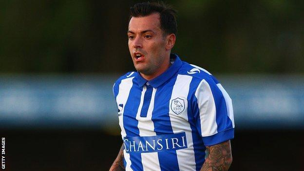 Ross Wallace of Sheffield Wednesday