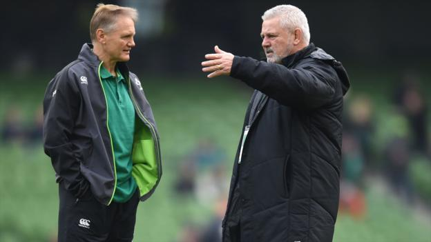 Wales v Ireland: Warren Gatland aims to 'derail' Irish in World Cup warm-up