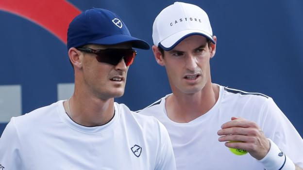Washington Open: Andy Murray and Jamie Murray lose in quarter-finals thumbnail