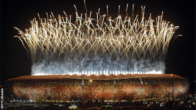 , Danny Jordaan: 2010 took world football's knee off Africa's neck
