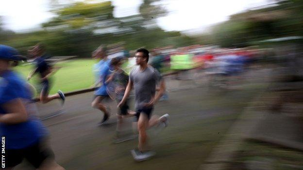 Parkrun resumed in New Zealand in July but its UK return has been delayed