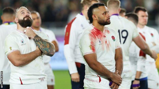 Joe Marler and Billy Vunipola