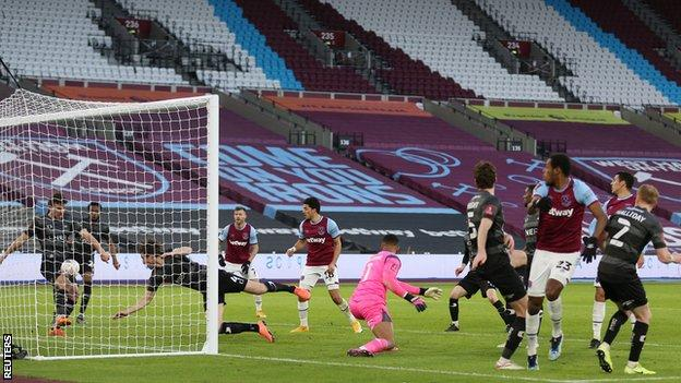 Andy Butler's own goal