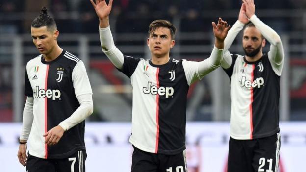 Serie A: Italian FA boss says he