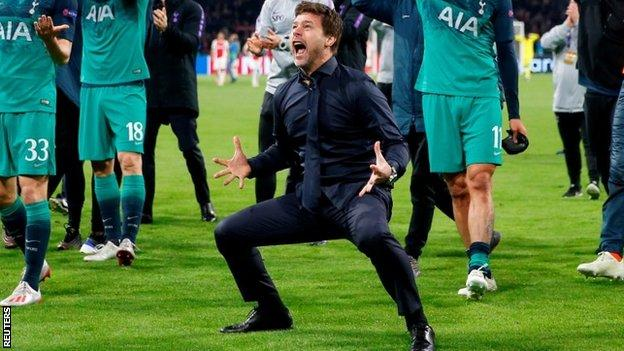 Mauricio Pochettino I Would Be Stupid To Stay With No Plan Says Tottenham Manager Bbc Sport