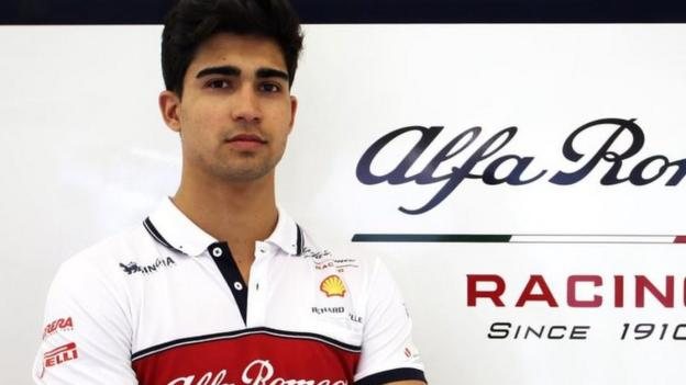 F2 driver Correa out of induced coma but faces 'race against time'