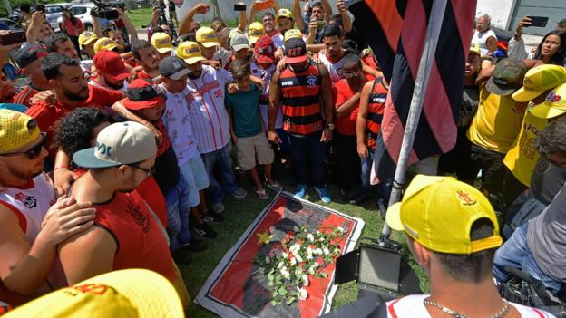 Flamengo football club fire: What happens at Flamengo resonates across the country thumbnail