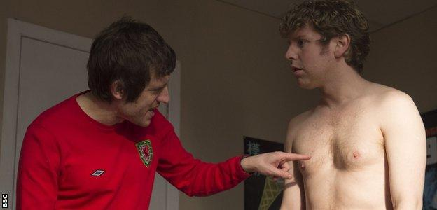 Elis James and Josh Widdicombe