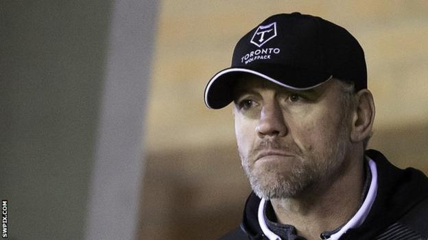 Brian McDermott has led Toronto Wolfpack to promotion to Super League