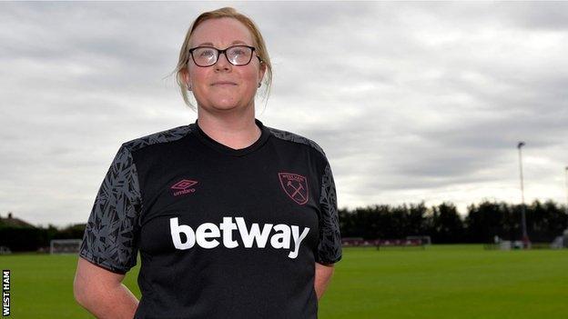 Jenny Coady - West Ham women