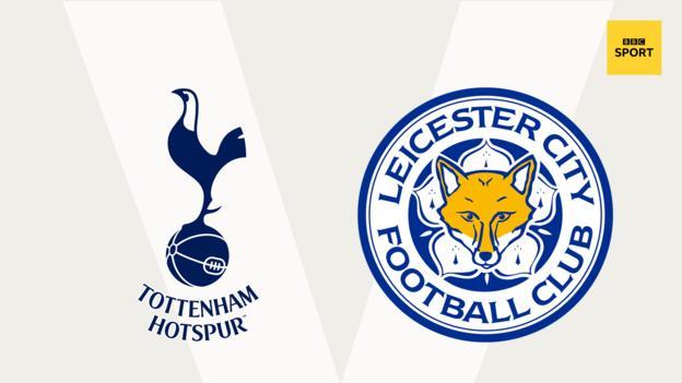 Tottenham v Leicester