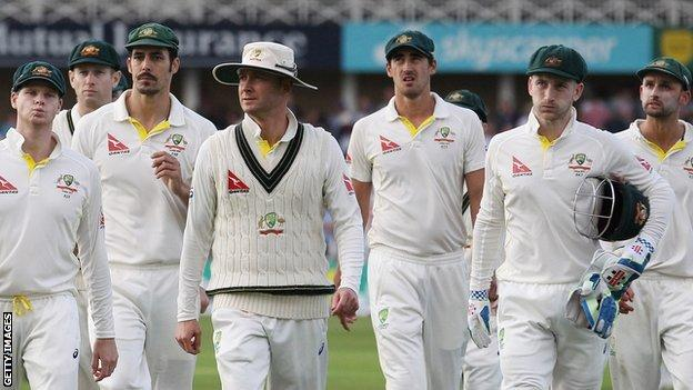 England v Australia - The Ashes