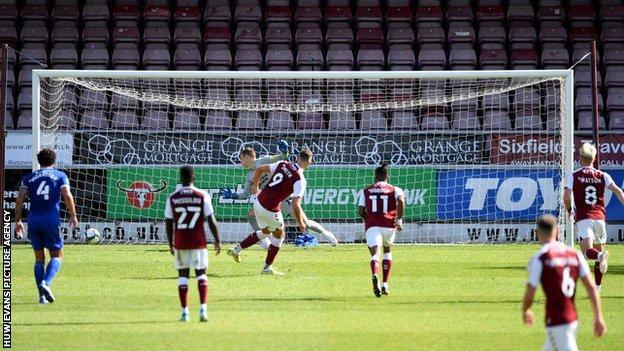 Harry Smith penalty