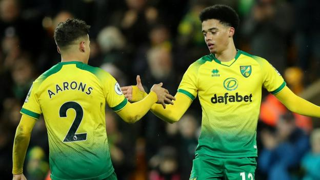 Norwich City 1-0 Leicester City: Canaries breathe life into survival hopes with precious win thumbnail