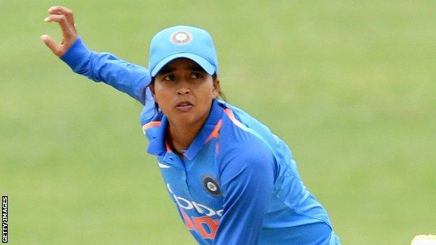 India bowler Ekta Bisht