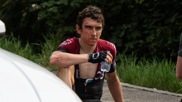 Geraint Thomas: Defending champion will be fit for Tour de France thumbnail