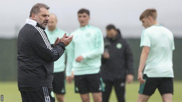 Ange Postecoglou has been busy implementing his methods in Celtic's pre-season