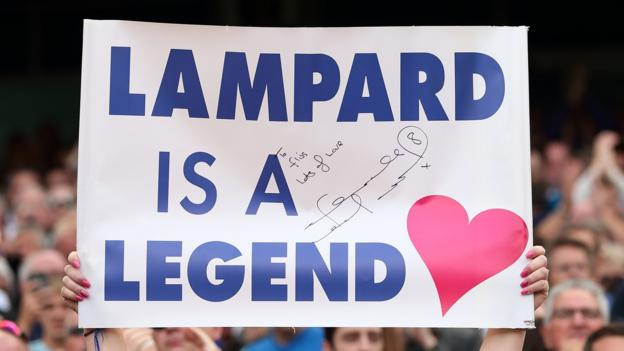 Frank Lampard: Has Chelsea boss restored 'soul' of club? thumbnail
