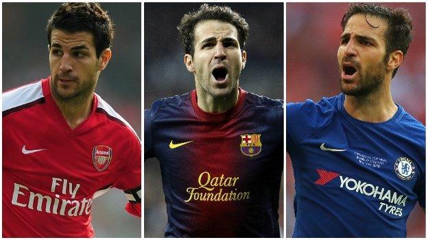 MOTD Top 10 podcast: Cesc Fabregas on Jose Mourinho, Steven Gerrard and World Cup final goals - bbc