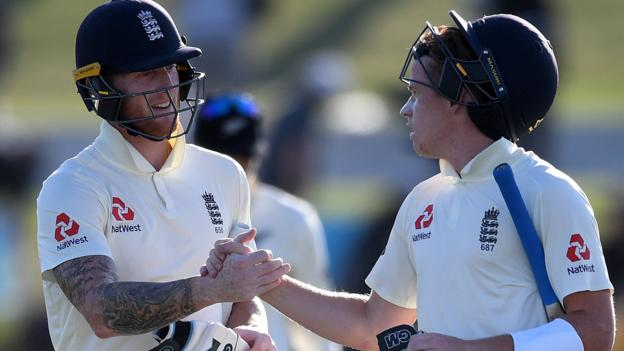 Disciplined England bat themselves into promising position against NZ