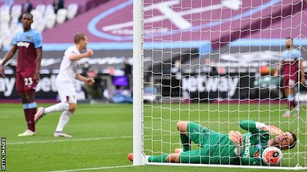 Jay Rodriguez goal