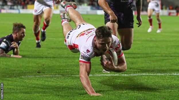 Jack Welsby scored