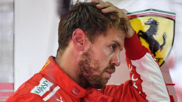 Sebastian Vettel's mood and everything you need to know about the Brazilian GP