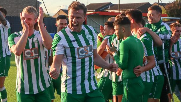 FA Cup second round draw: Chichester City get away league club draw