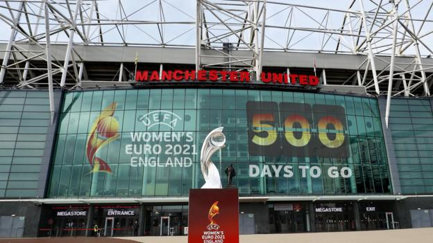 Lionesses to open Euro 2021 at Old Trafford thumbnail