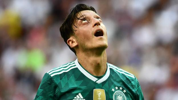 da9383c43 World Cup 2018  Germany out of tournament after losing to South Korea - BBC  Sport