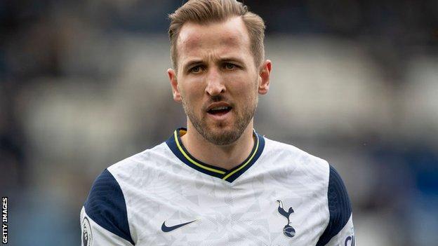Harry Kane - Harry Kane: Nuno Espirito Santo Dan Pep Guardiola Tidak Berkomitmen Pada Masa Depan Striker Tottenham