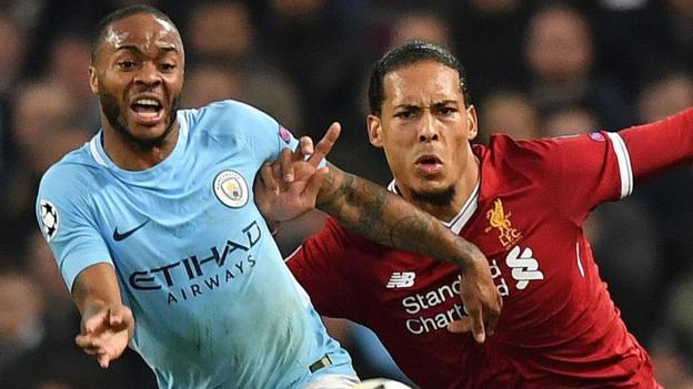 Virgil van Dijk votes for rival Raheem Sterling as PFA player of the year thumbnail