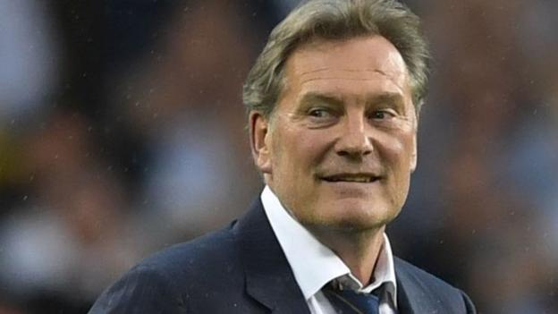 Glenn Hoddle jokes Spurs game 'wasn't good for my recovery'