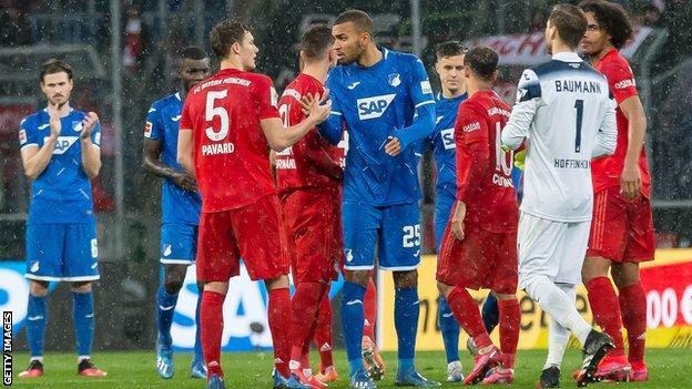 Hoffenheim v Bayern Munich