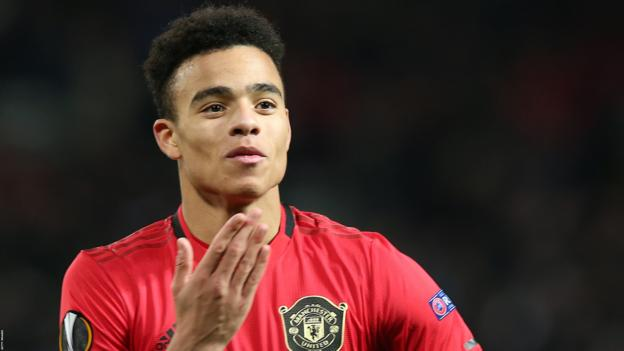 Man Utd 4-0 AZ Alkmaar: Mason Greenwood double in emphatic Europa League victory thumbnail