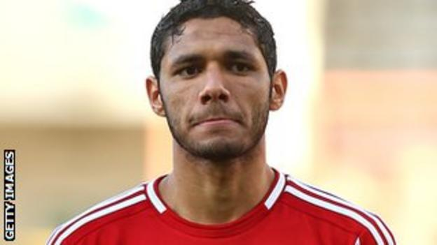 Egypt's Mohamed El Neny
