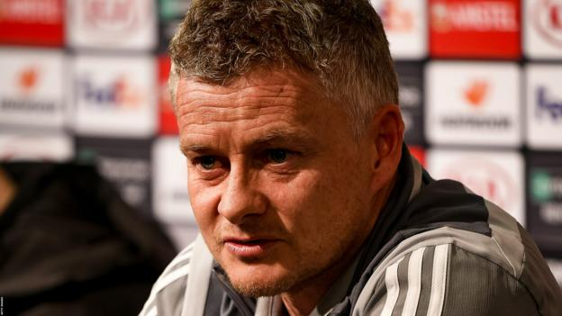 LASK v Manchester United: Ole Gunnar Solskjaer will 'understand' if the season is cut short thumbnail
