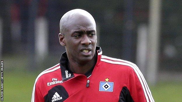 Former Ghana international Otto Addo