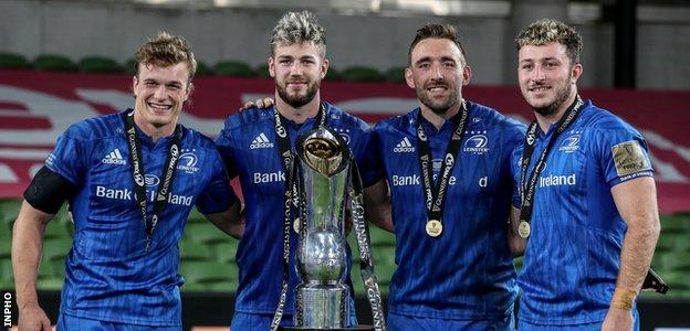Leinster back rows