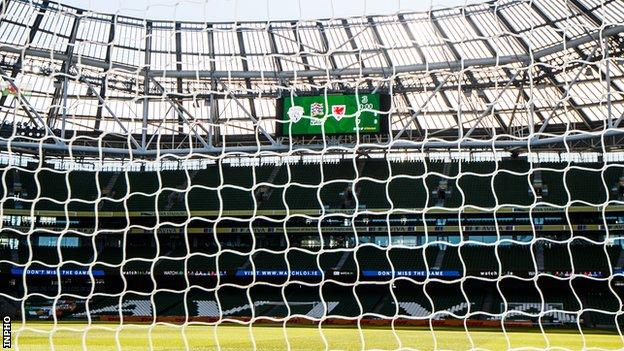 The Republic of Ireland will be severely depleted for Sunday's game against Wales and Wednesday's match in Finland
