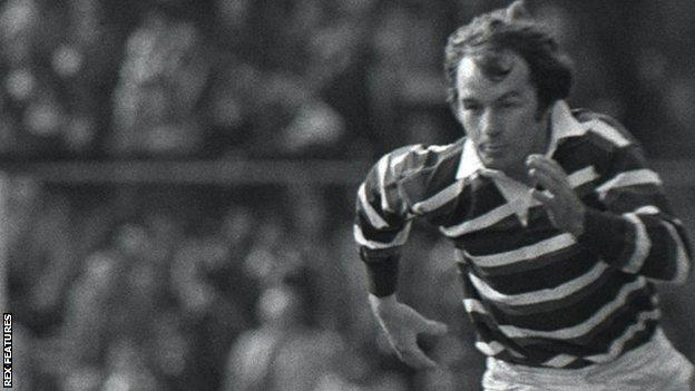 Bleddyn Jones made 333 appearances for Leicester Tigers between 1969 and 1978