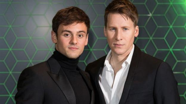 British Swimming 'disappointed' by 'toxic' claims from Tom Daley's husband Dustin Lance Black thumbnail