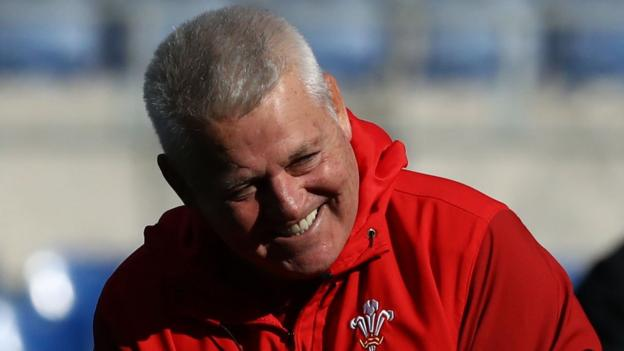 Warren Gatland eyes Grand Slam dream in his final Wales Six Nations game thumbnail