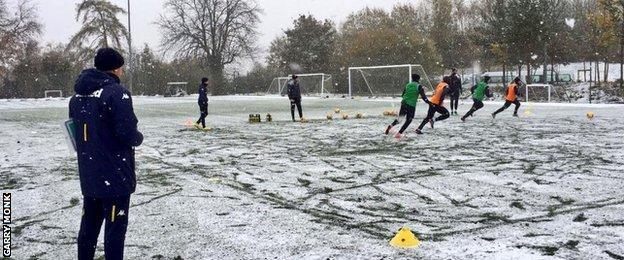 Leeds training