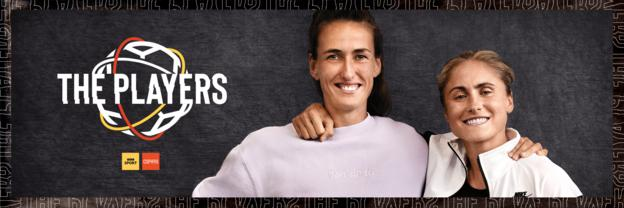 The Players podcast: Host Bex Smith on 'handing the mic' to women players thumbnail