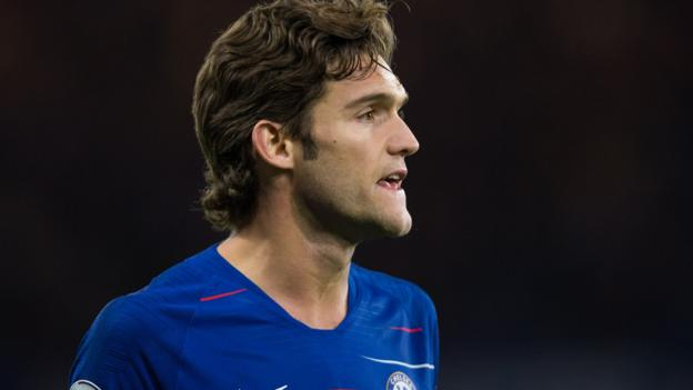 Marcos Alonso: Chelsea defender signs new contract until 2023 thumbnail