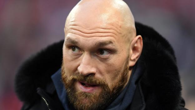 Tyson Fury: 'Racism made me feel an outsider and I lost myself in arrogant character' thumbnail