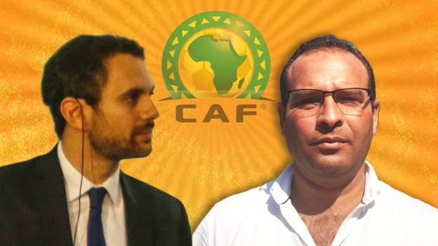Amr Fahmy and Mohamed El Sherei